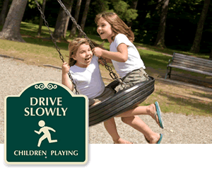 Signature™  Playground Signs