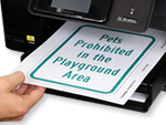 Print Any Sign