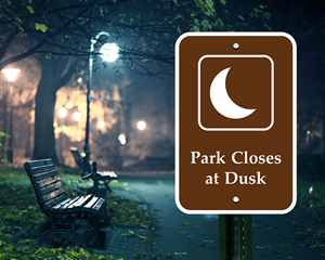 Park Guide Signs - N to Z