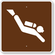 Scuba Diving, MUTCD Guide Sign for Campground