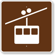 Tramway, MUTCD Guide Sign for Campground